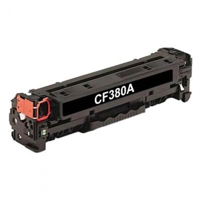 Hp CF380A (312A) Kutusuz Siyah Orjinal Toner
