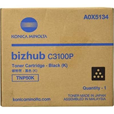 Konica Minolta BizHub TNP50BK/C3100P Siyah Orjinal Toner