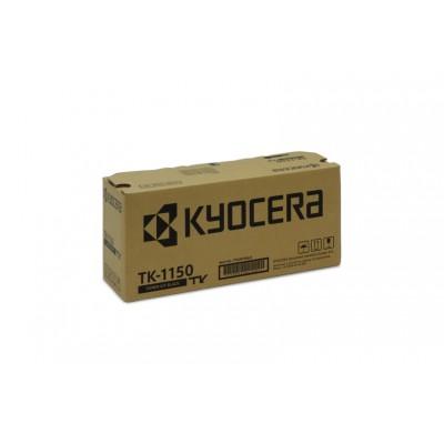 Kyocera TK-1150 Siyah Orjinal Fotokopi Toneri