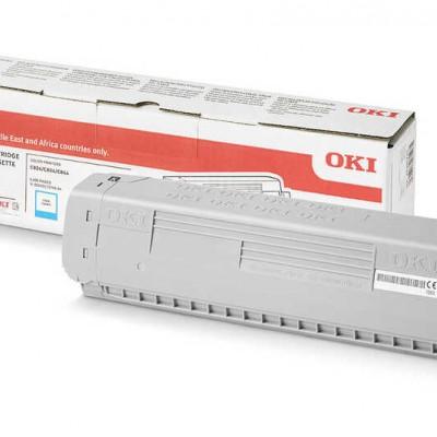 OKI (47095707) Mavi Orjinal Toner - C824 / C834 / C844