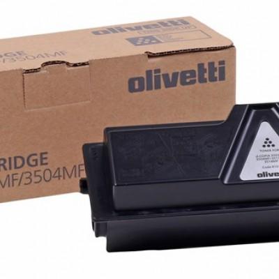 Olivetti D-Copia 3503MF Siyah Orjinal Fotokopi Toneri