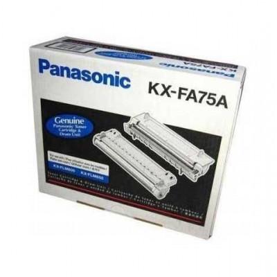 Panasonic KX-FA75A Siyah Orjinal Toner Ve Drum Ünitesi