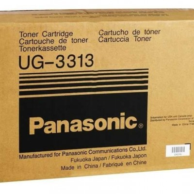 Panasonic UG-3313 Siyah Orjinal Toner