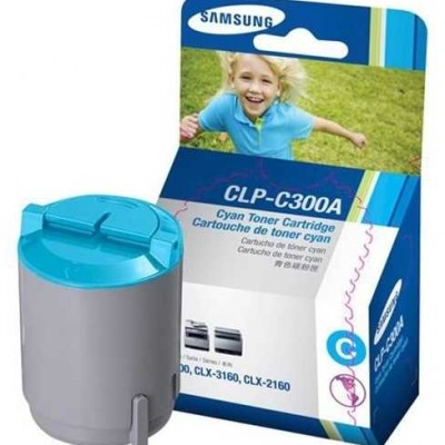 Samsung CLP-300/ST873A Mavi Orjinal Toner