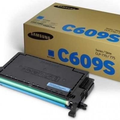 Samsung CLT-C609S Mavi Orjinal Toner