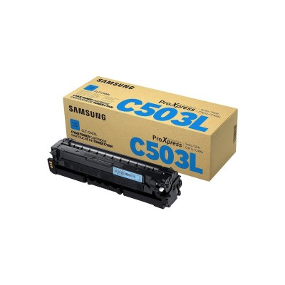 Samsung CLT-C503L Mavi Orjinal Toner