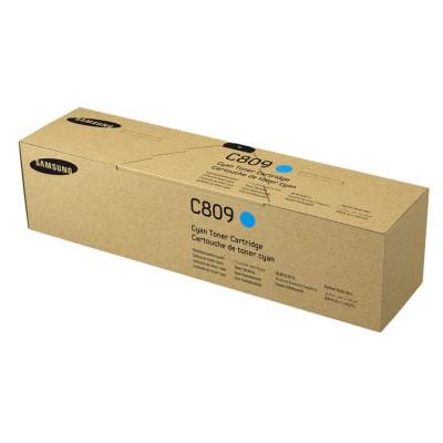 Samsung CLT-C809S Mavi Orjinal Toner