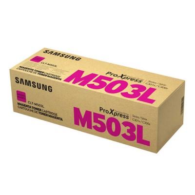 Samsung CLT-M503L Kırmızı Orjinal Toner
