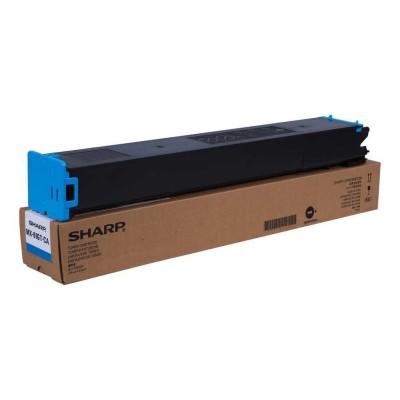 Sharp MX-61GTCA Mavi Orjinal Toner