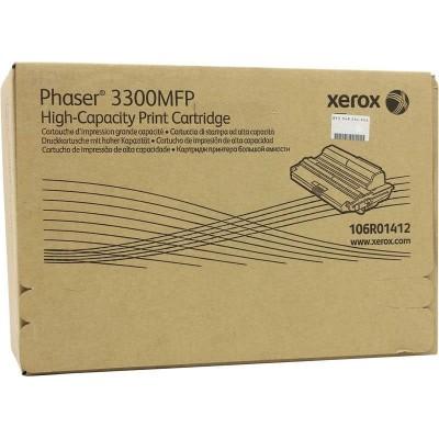 Xerox 3300 (106R01412) Siyah Orjinal Toner