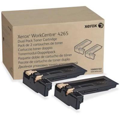 WorkCentre 4265 Siyah Orjinal Toner Yüksek Kapasiteli 2'li Paket