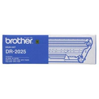 Brother DR-2025 Orjinal Drum