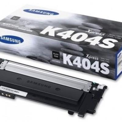 Samsung CLT-K404S Siyah Orjinal Toner