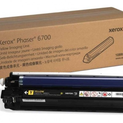 Xerox Phaser 6700 - (108R00973) Sarı Orjinal Drum Ünitesi
