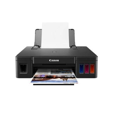 Canon Pixma G1411 Tek Fonksiyonlu Renkli Mürekkep Püskürtmeli Tanklı Yazıcı