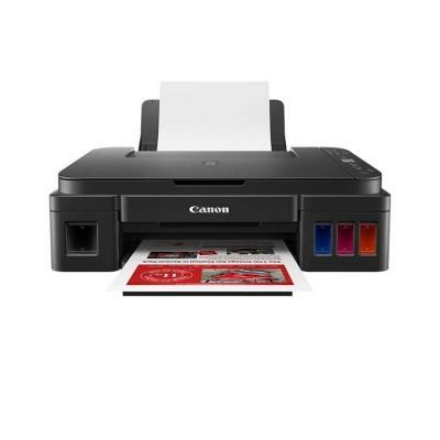 Canon Pixma G3415 Wi-Fi + Tarayıcı + Fotokopi Renkli Çok Fonksiyonlu Tanklı Yazıcı