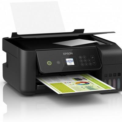 Epson L3160 Renkli Çok Fonksiyonlu Tanklı Yazıcı Tar/Fot + Wifi