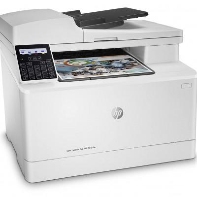Hp CLJ PRO M181FW Wifi + Fax + Fotokopi + Tarayıcı Renkli Çok Fonksiyonlu Yazıcı