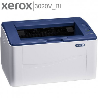 Xerox 3020V_BI Phaser Wi-Fi Mono Lazer Yazıcı + 1 Adet Toner (106R02773) Hediye